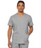 Photograph of EDS Signature Men's Men's V-Neck Top Gray 81906-GRWZ