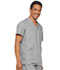 Photograph of Dickies EDS Signature Men's V-Neck Top in Grey