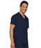 Photograph of Dickies EDS Signature Men's V-Neck Top in Navy