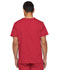 Photograph of Dickies EDS Signature Men's V-Neck Top in Red