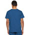 Photograph of Dickies EDS Signature Men's V-Neck Top in Royal