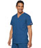 Photograph of Dickies EDS Signature Men's Men's V-Neck Top Blue 81906-ROWZ