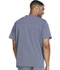 Photograph of Dickies Xtreme Stretch Men's V-Neck Top in Light Pewter
