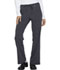 Photograph of Dickies Xtreme Stretch Women's Mid Rise Drawstring Cargo Pant Gray 82011-PEWZ