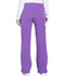 Photograph of Xtreme Stretch Women's Mid Rise Drawstring Cargo Pant Purple 82011-PLCS