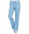 Photograph of Xtreme Stretch Women's Mid Rise Drawstring Cargo Pant Blue 82011-SKYZ