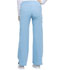 Photograph of Xtreme Stretch Women Mid Rise Drawstring Cargo Pant Blue 82011-SKYZ
