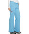 Photograph of Xtreme Stretch Women's Mid Rise Drawstring Cargo Pant Blue 82011-TUBL