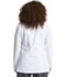 "Photograph of Dickies Xtreme Stretch 28"" Snap Front Lab Coat in White"