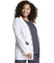 Photograph of Xtreme Stretch Women's 28 Snap Front Lab Coat White 82400-DWHZ