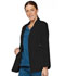 Photograph of Gen Flex Women's 28 Lab Coat Black 82408-BLKZ