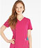 Photograph of Dickies Xtreme Stretch Women's V-Neck Top Purple 82851-MLBZ