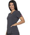 Photograph of Xtreme Stretch Women's V-Neck Top Gray 82851-PEWZ