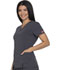 Photograph of Dickies Xtreme Stretch V-Neck Top in Pewter