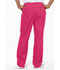 Photograph of Dickies EDS Signature Unisex Drawstring Pant in Hot Pink