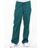 Photograph of Dickies EDS Signature Unisex Drawstring Pant in Teal Blue