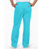 Photograph of Dickies EDS Signature Unisex Drawstring Pant in Turquoise