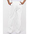 Photograph of EDS Signature Unisex Unisex Drawstring Pant White 83006-WHWZ