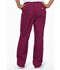 Photograph of EDS Signature Unisex Unisex Drawstring Pant Red 83006-WIWZ