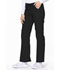 Photograph of Dickies EDS Signature Low Rise Drawstring Cargo Pant in Black