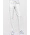 Photograph of EDS Signature Women's Low Rise Drawstring Cargo Pant White 85100-WHWZ