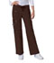 Photograph of Dickies Gen Flex Women\'s Low Rise Drawstring Cargo Pant Brown 857455-CHCZ