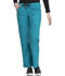 Photograph of Dickies Gen Flex Women\'s Low Rise Drawstring Cargo Pant Green 857455-DTLZ