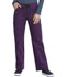 Photograph of Dickies Gen Flex Low Rise Drawstring Cargo Pant in Eggplant