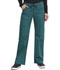 Photograph of Gen Flex Women's Low Rise Drawstring Cargo Pant Green 857455-HTRZ