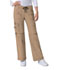 Photograph of Dickies Gen Flex Women's Low Rise Drawstring Cargo Pant Khaki 857455-KHIZ