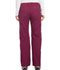 Photograph of Dickies Gen Flex Women's Low Rise Drawstring Cargo Pant Red 857455-MBRY