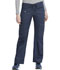 Photograph of Gen Flex Women's Low Rise Drawstring Cargo Pant Blue 857455-NVYZ