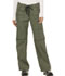 Photograph of Dickies Gen Flex Low Rise Drawstring Cargo Pant in Olive