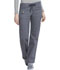 Photograph of Dickies Gen Flex Women's Low Rise Drawstring Cargo Pant Gray 857455-PEWZ