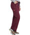 Photograph of Dickies Gen Flex Low Rise Drawstring Cargo Pant in D-Wine