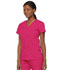 Photograph of EDS Signature Women's Mock Wrap Top Pink 85820-HPKZ