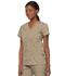 Photograph of EDS Signature Women's Mock Wrap Top Khaki 85820-KHIZ