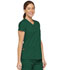 Photograph of EDS Signature Women's V-Neck Top Green 85906-HUWZ