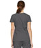 Photograph of Dickies EDS Signature Women's V-Neck Top Gray 85906-PTWZ