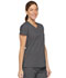 Photograph of EDS Signature Women's V-Neck Top Gray 85906-PTWZ