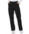 Photograph of Dickies EDS Signature Natural Rise Tapered Leg Pull-On Pant in Black