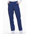 Photograph of Dickies EDS Signature Natural Rise Tapered Leg Pull-On Pant in Galaxy Blue