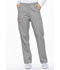 Photograph of Dickies EDS Signature Natural Rise Tapered Leg Pull-On Pant in Grey
