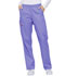 Photograph of Dickies EDS Signature Natural Rise Tapered Leg Pull-On Pant in Lavender Freesia