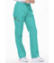Photograph of EDS Signature Women's Natural Rise Tapered Leg Pull-On Pant Blue 86106-LGON
