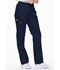 Photograph of Dickies EDS Signature Natural Rise Tapered Leg Pull-On Pant in Navy