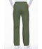 Photograph of Dickies EDS Signature Natural Rise Tapered Leg Pull-On Pant in Olive