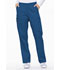 Photograph of Dickies EDS Signature Natural Rise Tapered Leg Pull-On Pant in Royal