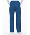 Photograph of EDS Signature Women's Natural Rise Tapered Leg Pull-On Pant Blue 86106-ROWZ