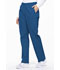 Photograph of Dickies EDS Signature Women's Natural Rise Tapered Leg Pull-On Pant Blue 86106-ROWZ